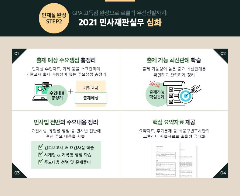 2021 민사재판실무 심화